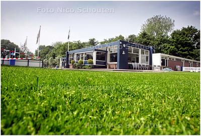 AD/HC - Clubhuis voetbal en cricketvereniging Quick - DEN HAAG 2 JUNI 2008 - FOTO NICO SCHOUTEN
