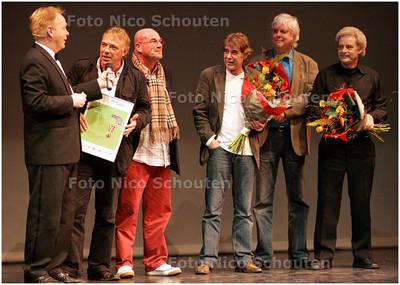 AD/HC - Uitreiking Den Haag marketing promotieprijs - DEN HAAG 10 MAART 2008 - FOTO NICO SCHOUTEN