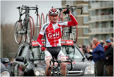 AD/HC - wielrennen, finish Ronde van Zuid-Holland, De Winnaar - DEN HAAG 9 MAART 2008 - FOTO NICO SCHOUTEN