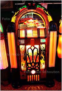 AD/HC - Importeur Jukeboxen Ben Fransen - DEN HAAG 4 NOVEMBER 2008 - FOTO NICO SCHOUTEN