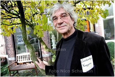 AD/HC - Michel Meissen, Connstantijn Huygens - DEN HAAG 6 NOVEMBER 2008 - FOTO NICO SCHOUTEN
