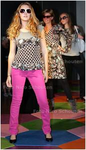 AD/HC - feest van voetbalclub Vitesse Delft (bestaat 75 jaar) - Liz Groothizen - DELFT 13 SEPTEMBER 2008 - FOTO NICO SCHOUTEN -