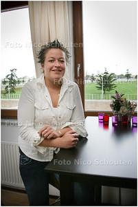 AD/HC - Gebouw De Wasserij voor jongerenhuisveting, van vestia. Bewoonster is Maartje van den Oever op nummer 52 - DEN HAAG 3 SEPTEMBER 2008 - FOTO NICO SCHOUTEN