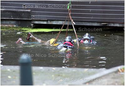 AD/HC - LIJK IN WATER VEENKADE - DEN HAAG 16 SEPTEMBER 2008 - FOTO NICO SCHOUTEN