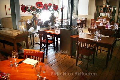 HDT Restaurant Julius voor Pollepel - ZOETERMEER 6 APRIL 2009 - FOTO NICO SCHOUTEN