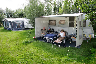 AD/HC - Minicamping De Drie Morgen - ZOETERMEER 4 AUGUSTUS 2009 - FOTO NICO SCHOUTEN