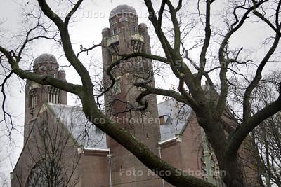BADHUIS KERK - DEN HAAG 2 DECEMBER 2009 - FOTO NICO SCHOUTEN