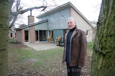 Belgische eigenaar vakantiehuizen vakantiepark Ockenburg - voor Wonenpagina - DEN HAAG 8 DECEMBER 2009 - FOTO NICO SCHOUTEN