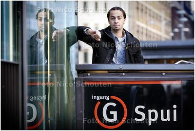 AD/HC - zaalvoetballer Rachid Fadlaoui - DEN HAAG 7 FEBRUARI 2009 - FOTO NICO SCHOUTEN