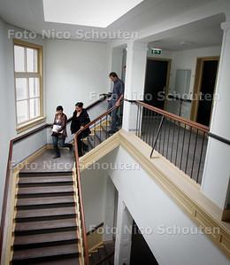 35 nieuwe sociale huurappartementen aan de Raamstraat opgeleverd. De appartementen, Tabula Rasa genaamd - DEN HAAG 23 JULI 2009 - FOTO NICO SCHOUTEN