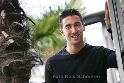 AD/HC - HDT machiel hendriks, voetballer van forum sport - LEIDSCHENDAM 18 MAART 2009 - FOTO NICO SCHOUTEN