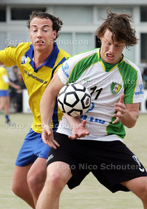 HDT / korfbal: HKV ONS Eibernest-SKF - DEN HAAG 16 MEI 2009 - FOTO NICO SCHOUTEN