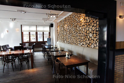 Restaurant Pasta Company XL; voor Gouden Pollepel - ZOETERMEER 9 OKTOBER 2009 - FOTO NICO SCHOUTEN