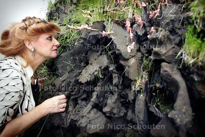 Ingrid Rollema kunstenaar - DEN HAAG 1 SEPTEMBER 2009 - FOTO NICO SCHOUTEN