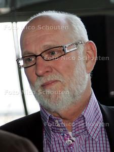 Afscheid havenmeester Henk van Roo - DEN HAAG 17 APRIL 2010 - FOTO NICO SCHOUTEN