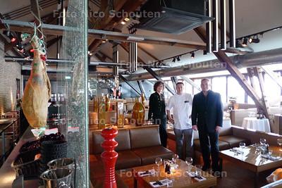 Restaurant de Steakclub voor de pollepel - DEN HAAG 14 APRIL 2010 - FOTO NICO SCHOUTEN