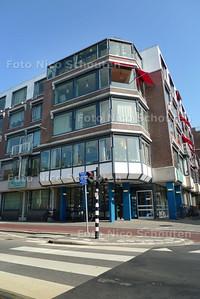 Zorghuis Op de Laan, waar de zorg ondermaats zou zijn - DEN HAAG 17 APRIL 2010 - FOTO NICO SCHOUTEN