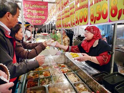Pasar Malam op het Malieveld - DEN HAAG 1 APRIL 2010 - FOTO NICO SCHOUTEN