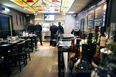Restaurant De Wits in Rijswijk (chef-kok heet Frank Naar) - RIJSWIJK 3 FEBRUARI 2010 - FOTO NICO SCHOUTEN