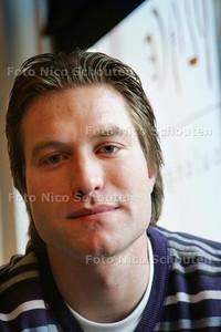 Keeper Dion van Splunteren van Graaf Willem II VAC -  DEN HAAG 3 FEBRUARI 2010 - FOTO NICO SCHOUTEN