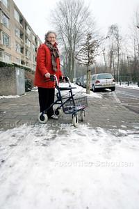 Mevr de Gier Sneeuw