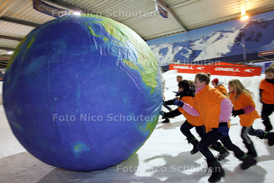 Wereldbol  snowworld 2