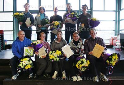 Uitreiking certificaten sportiefste wijk - DEN HAAG 6 JANUARI 2010 - FOTO NICO SCHOUTEN