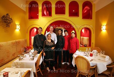 Restaurant Maharani voor Pollepel - DEN HAAG 6 JULI 2010 - FOTO NICO SCHOUTEN