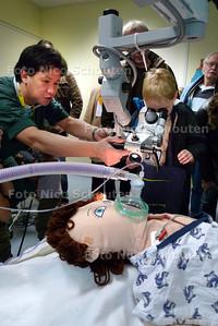 Opendag Juliana Kinder Ziekenhuis - DEN HAAG 20 MAART 2010 - FOTO NICO SCHOUTEN