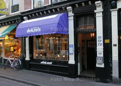 Restaurant Dekxels voor gouden pollepel - DEN HAAG 30 NOVEMBER 2010 - FOTO NICO SCHOUTEN