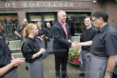 Restaurant De Zoetelaar genomineerd voor de toegankelijheidsprijs - ZOETERMEER 8 OKTOBER 2010 - FOTO NICO SCHOUTEN
