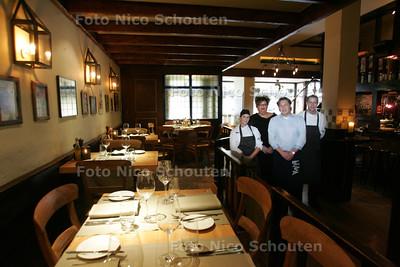 Restaurant La Vina, pollepel - DEN HAAG 26 OKTOBER 2010 - FOTO NICO SCHOUTEN