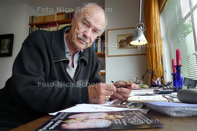 Acteur Eric Schneider - DEN HAAG 18 AUGUSTUS 2010 - FOTO NICO SCHOUITEN