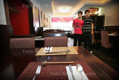 restaurant Golden Leaf voor Gouden Pollepel - DEN HAAG 10 AUGUSTUS 2010 - FOTO NICO SCHOUTEN