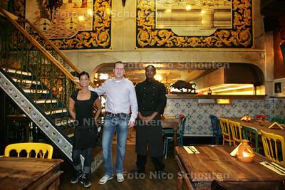 Restaurant Y Mucho Mas voor Gouden Pollepel - DEN HAAG 17 AUGUSTUS 2010 - FOTO NICO SCHOUTEN