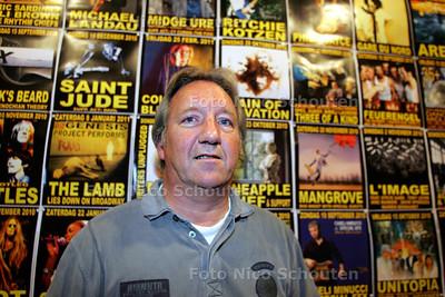 Arie Verstegen, directeur van uitgaansgelegenheid de Boerderij - ZOETERMEER 7 SEPTEMBER 2010 - FOTO NICO SCHOUTEN