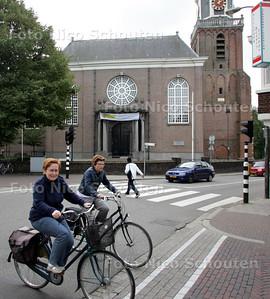 kruising dorpsstraat/leidschewallen - ZOETERMEER 2 SEPTEMBER 2010 - FOTO NICO SCHOUTEN