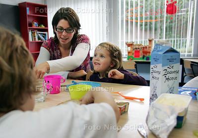 dagopvang van Stichting Polliewollie voor autistische kinderen - ZOETERMEER 24 SEPTEMBER 2010 - FOTO NICO SCHOUTEN