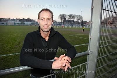 Trainer Richard Langeveld van Quick Steps - DEN HAAG 21 MAART 2011 - FOTO NICO SCHOUTEN