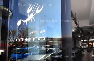 Restaurant Mero voor Gouden Pollepel - DEN HAAG 3 MEI 2011 - FOTO NICO SCHOUTEN