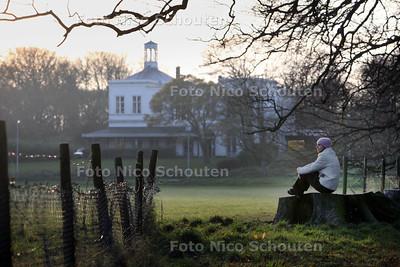 Park Ockenburg - DEN HAAG 9 NOVEMBER 2011 - FOTO NICO SCHOUTEN