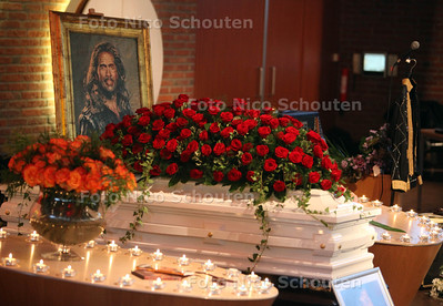 Afscheidsceremonie Andy Tielman - DEN HAAG 17 NOVEMBER 2011 - FOTO NICO SCHOUTEN