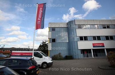 Bouwbedrijf Panagro is bankroet - LEIDSCHENDAM 17 OKTOBER 2011 - FOTO NICO SCHOUTEN