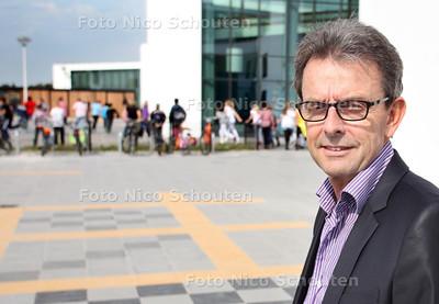 Ed Spruijt, directeur onderwijskoepel - ZOETERMEER 16 SEPTEMBER 2011 - FOTO NICO SCHOUTEN