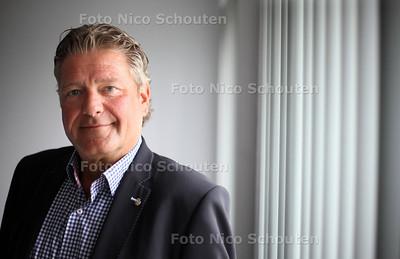 Bram van Marrewijk - Interview met aannemer/tuinder over zijn beroemde opa - NAALDWIJK 7 AUGUSTUS 2012 - FOTO NICO SCHOUTEN