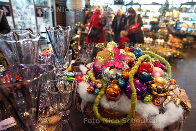 KERSTSFEER BIJ TUINCENTRUM DE BOSRAND - WASSENAAR 12 DECEMBER 2012 - FOTO NICO SCHOUTEN