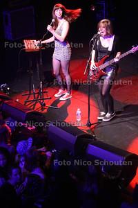 Talent Event in het Paard - Kreatones - DEN HAAG 27 JANUARI 2012 - FOTO NIOC SCHOUTEN
