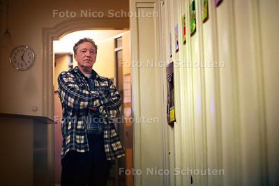 Directeur van de Interkerkelijke Commissie Woonruimtebemiddeling, W. Brandhorst - DEN HAAG 19 JANUARI 2012 - FOTO NICO SCHOUTEN
