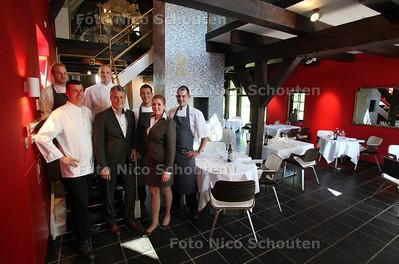 Restaurant Hofstede Meerzigt - ZOETERMEER 26 juni 2012 - FOTO NICO SCHOUTEN