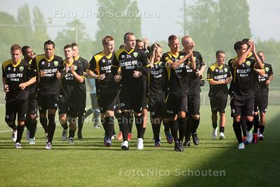 De eerste training van ADO Den Haag - DEN HAAG 29 JUNI 2012 - FOTO NICO SCHOUTEN